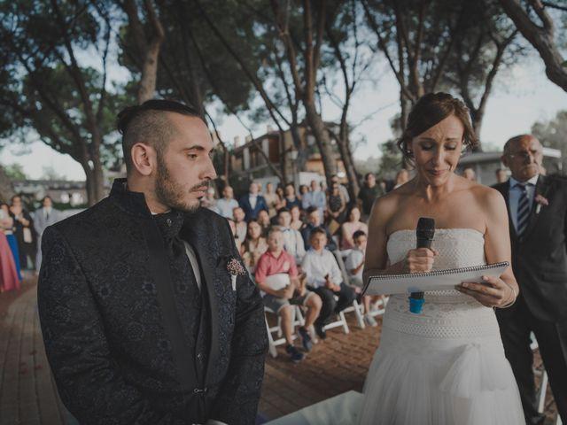 La boda de Sergio y Laura en Villalbilla, Madrid 41