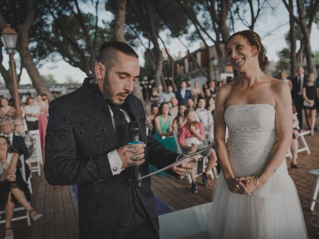La boda de Sergio y Laura en Villalbilla, Madrid 43