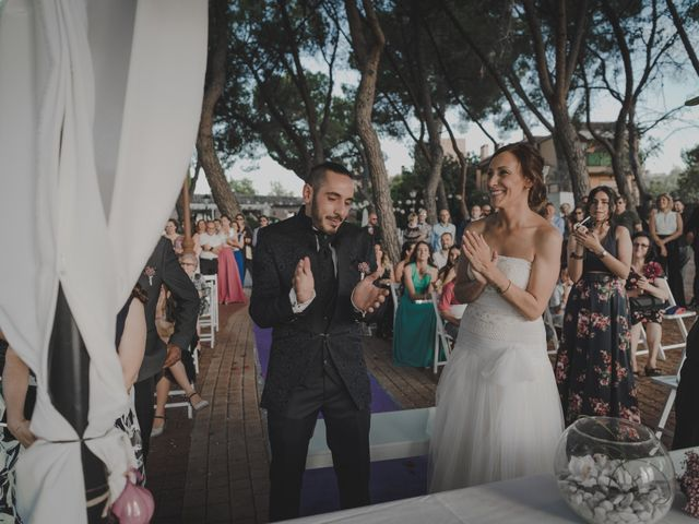 La boda de Sergio y Laura en Villalbilla, Madrid 44