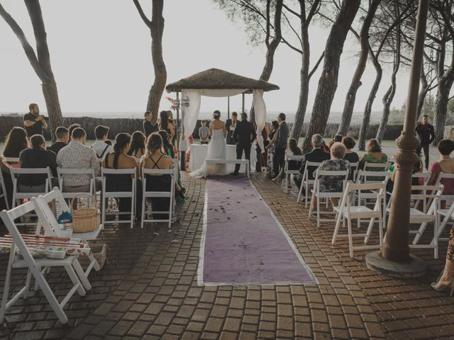 La boda de Sergio y Laura en Villalbilla, Madrid 45