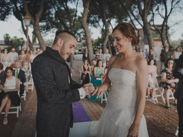 La boda de Sergio y Laura en Villalbilla, Madrid 47