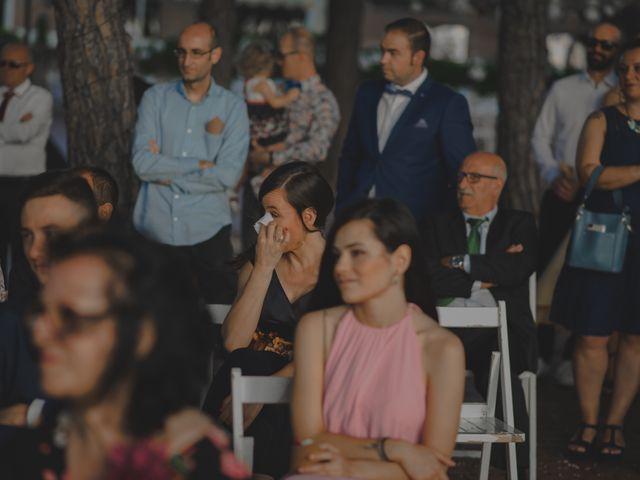 La boda de Sergio y Laura en Villalbilla, Madrid 48