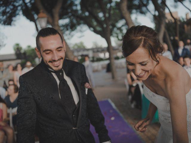 La boda de Sergio y Laura en Villalbilla, Madrid 49