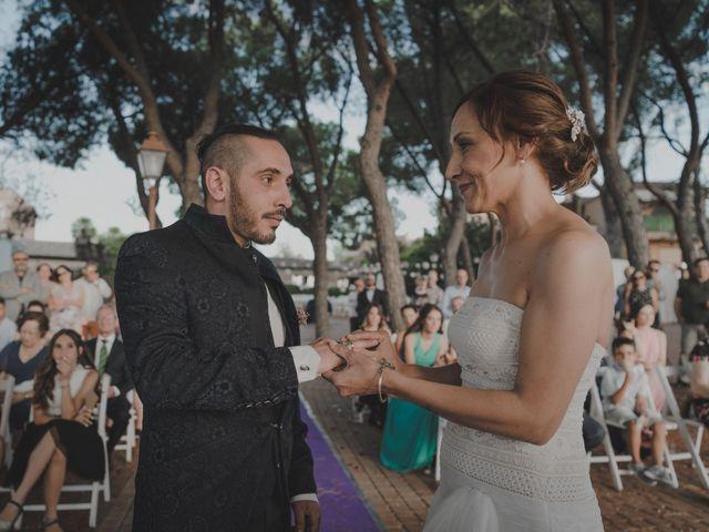 La boda de Sergio y Laura en Villalbilla, Madrid 50