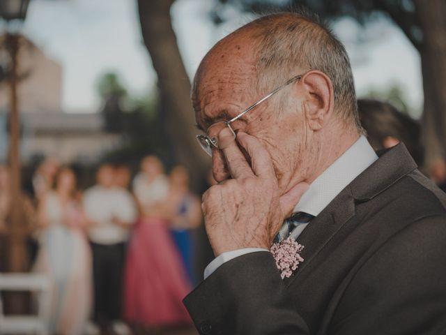 La boda de Sergio y Laura en Villalbilla, Madrid 52
