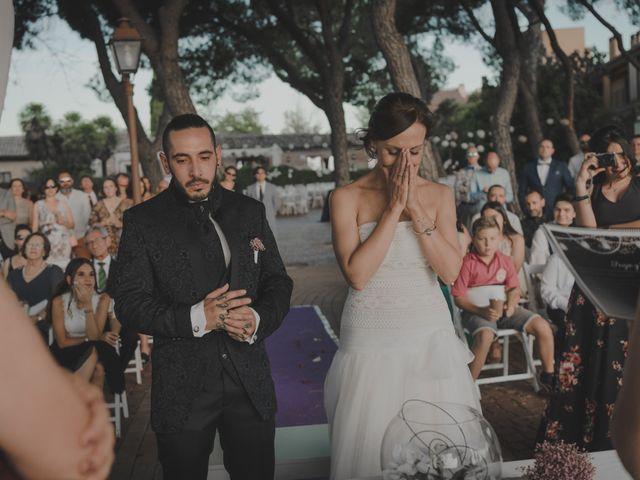 La boda de Sergio y Laura en Villalbilla, Madrid 53