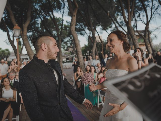 La boda de Sergio y Laura en Villalbilla, Madrid 55