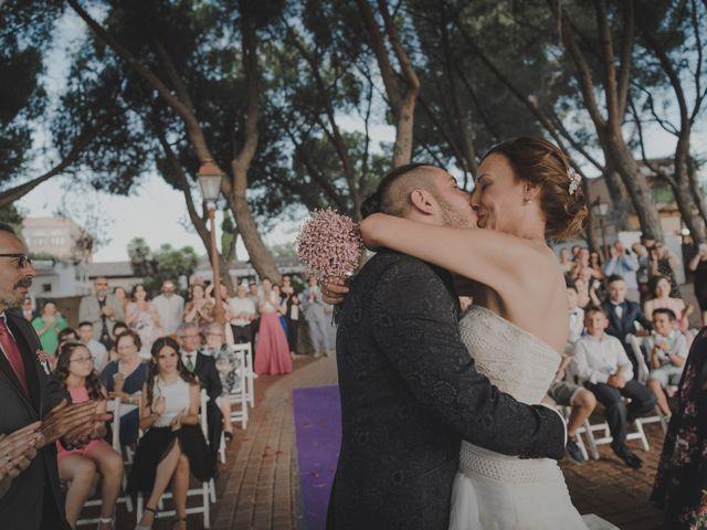 La boda de Sergio y Laura en Villalbilla, Madrid 57