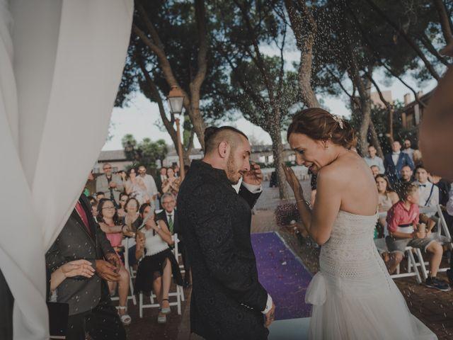 La boda de Sergio y Laura en Villalbilla, Madrid 58