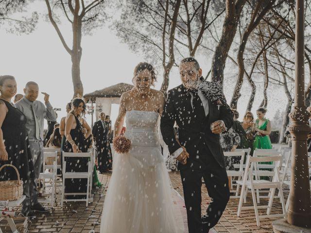 La boda de Sergio y Laura en Villalbilla, Madrid 59