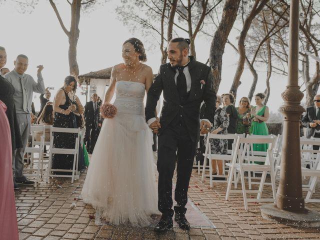 La boda de Sergio y Laura en Villalbilla, Madrid 60