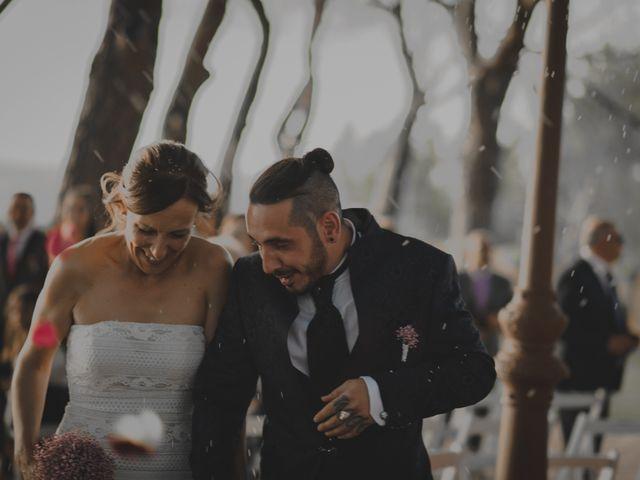 La boda de Sergio y Laura en Villalbilla, Madrid 61