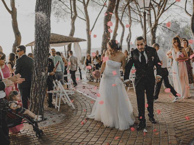 La boda de Sergio y Laura en Villalbilla, Madrid 63