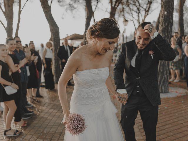 La boda de Sergio y Laura en Villalbilla, Madrid 65