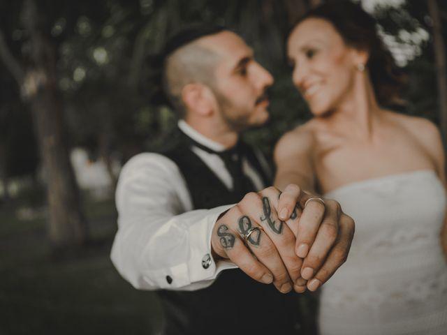La boda de Sergio y Laura en Villalbilla, Madrid 69