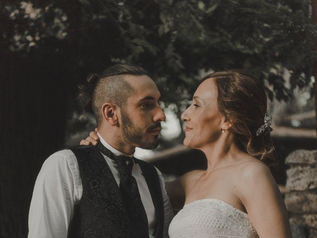 La boda de Sergio y Laura en Villalbilla, Madrid 71