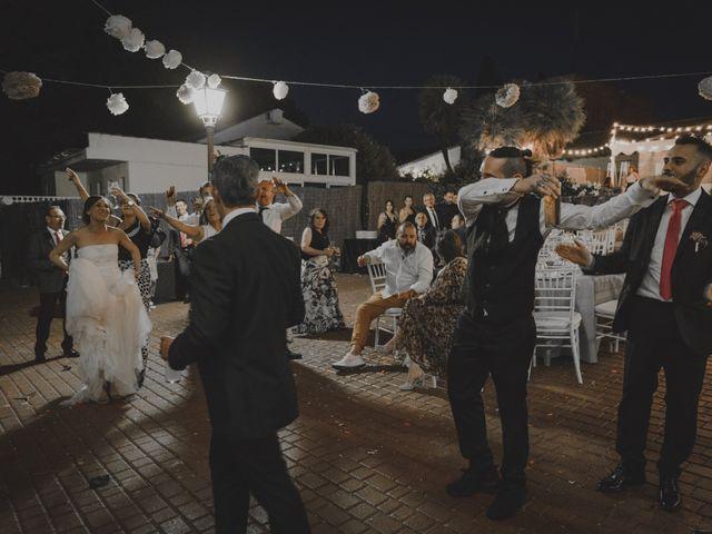 La boda de Sergio y Laura en Villalbilla, Madrid 73