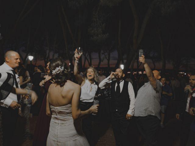 La boda de Sergio y Laura en Villalbilla, Madrid 74