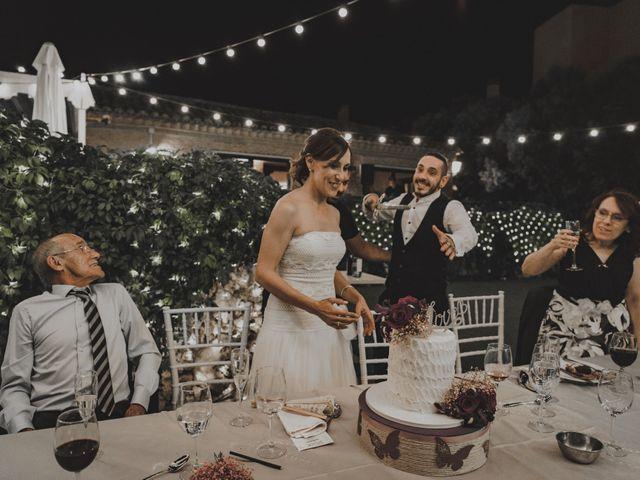 La boda de Sergio y Laura en Villalbilla, Madrid 77