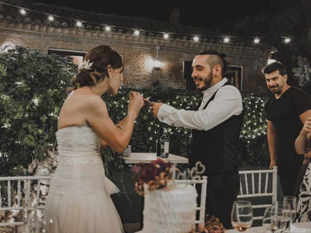 La boda de Sergio y Laura en Villalbilla, Madrid 79