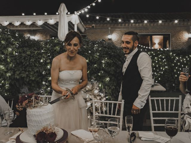 La boda de Sergio y Laura en Villalbilla, Madrid 80