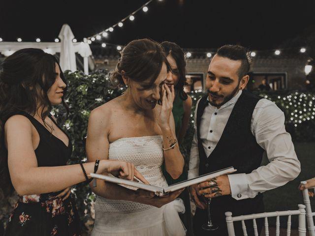 La boda de Sergio y Laura en Villalbilla, Madrid 84