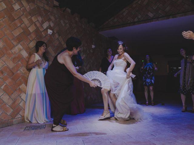 La boda de Sergio y Laura en Villalbilla, Madrid 92
