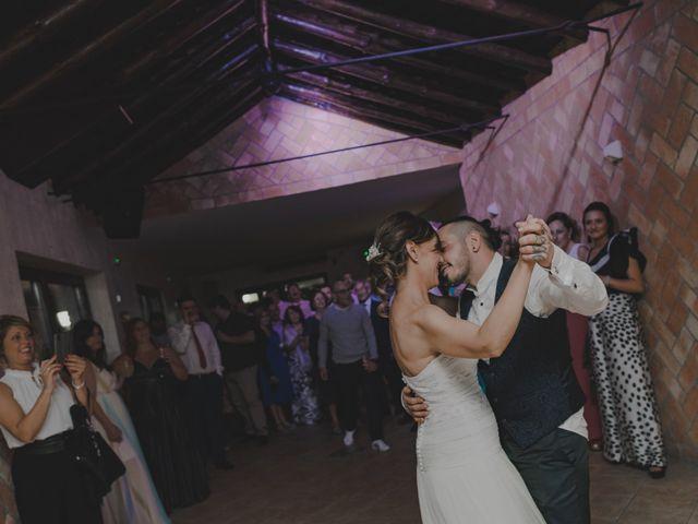 La boda de Sergio y Laura en Villalbilla, Madrid 95