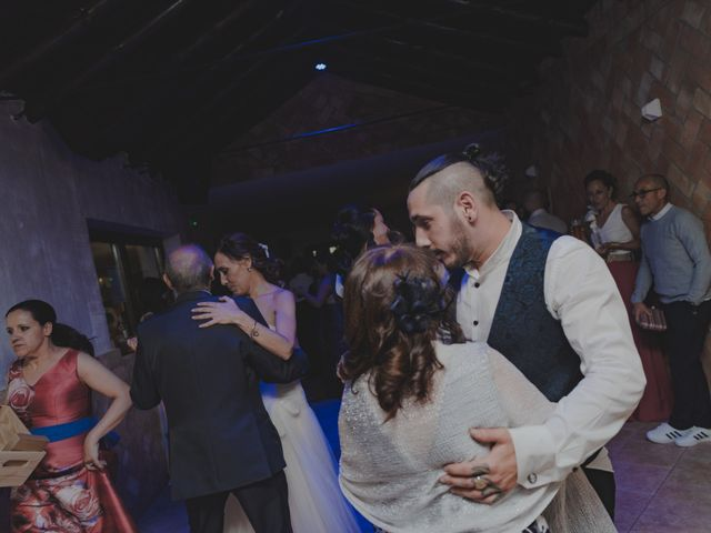 La boda de Sergio y Laura en Villalbilla, Madrid 98