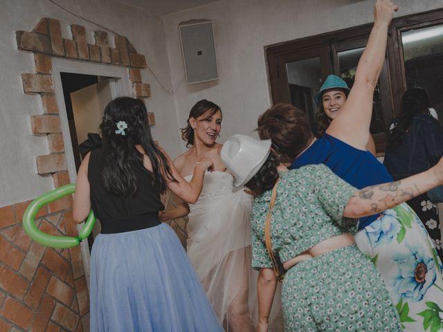 La boda de Sergio y Laura en Villalbilla, Madrid 100