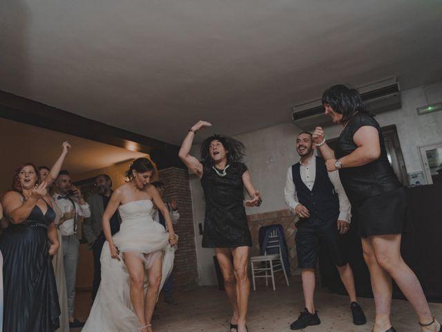 La boda de Sergio y Laura en Villalbilla, Madrid 102