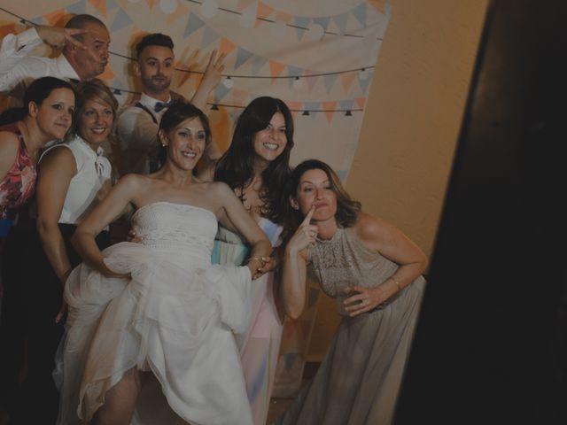 La boda de Sergio y Laura en Villalbilla, Madrid 106