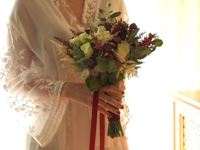La boda de Marcos y Estefanía en Cembranos, León 35