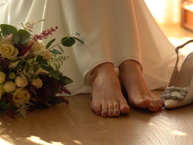 La boda de Marcos y Estefanía en Cembranos, León 42