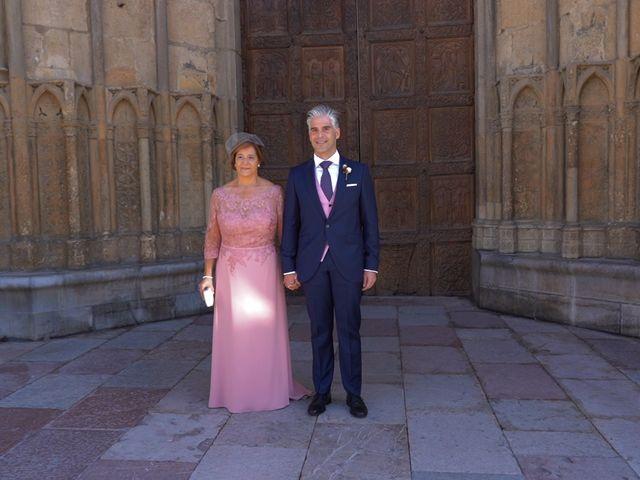 La boda de Marcos y Estefanía en Cembranos, León 58