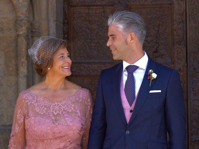 La boda de Marcos y Estefanía en Cembranos, León 59