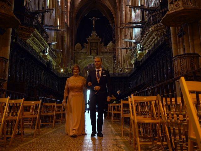 La boda de Marcos y Estefanía en Cembranos, León 62