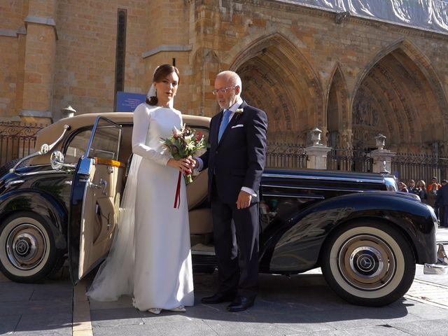 La boda de Marcos y Estefanía en Cembranos, León 71