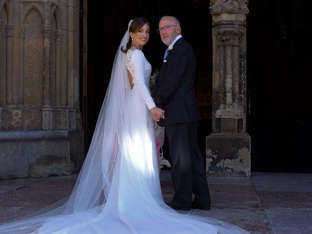La boda de Marcos y Estefanía en Cembranos, León 75