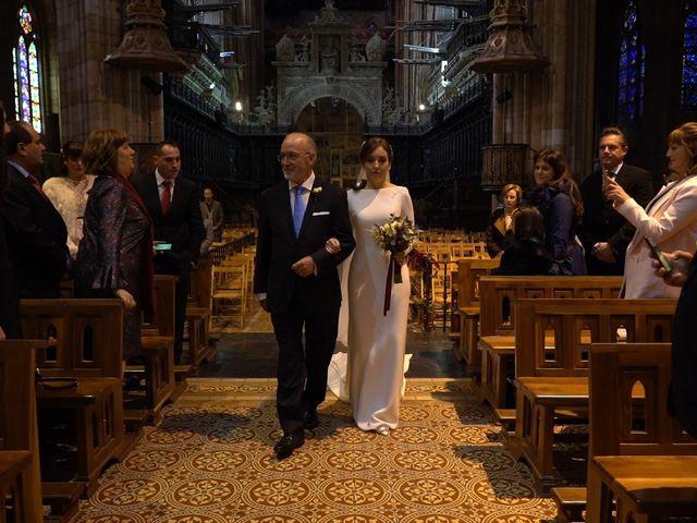 La boda de Marcos y Estefanía en Cembranos, León 78