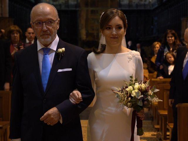 La boda de Marcos y Estefanía en Cembranos, León 79