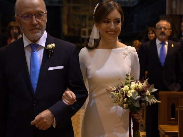 La boda de Marcos y Estefanía en Cembranos, León 80
