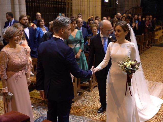 La boda de Marcos y Estefanía en Cembranos, León 81