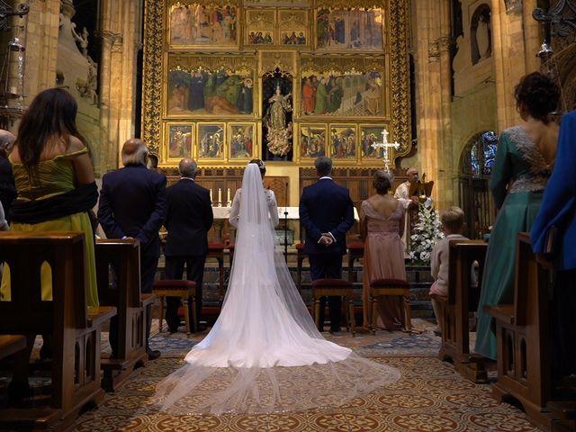 La boda de Marcos y Estefanía en Cembranos, León 82