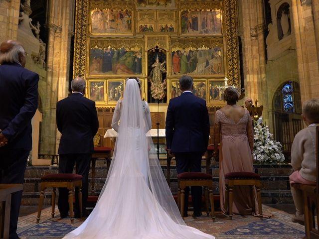La boda de Marcos y Estefanía en Cembranos, León 83