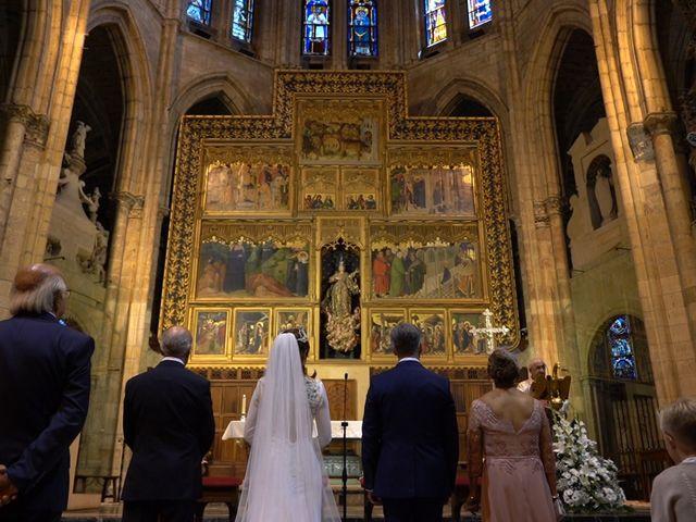 La boda de Marcos y Estefanía en Cembranos, León 85