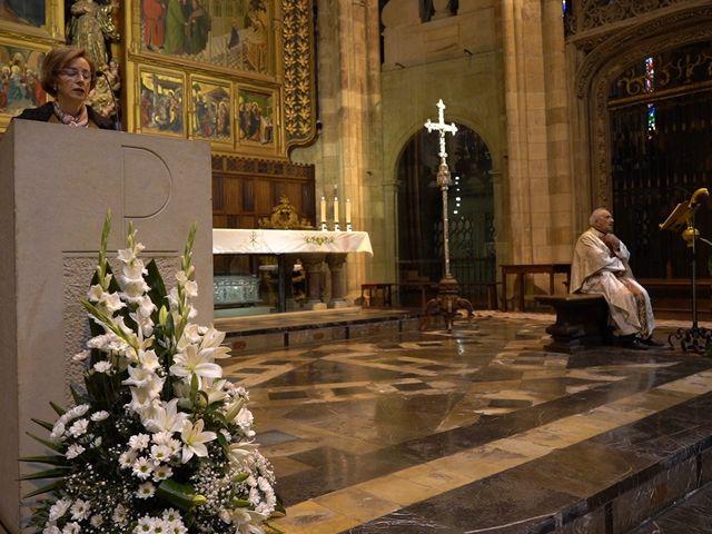 La boda de Marcos y Estefanía en Cembranos, León 87