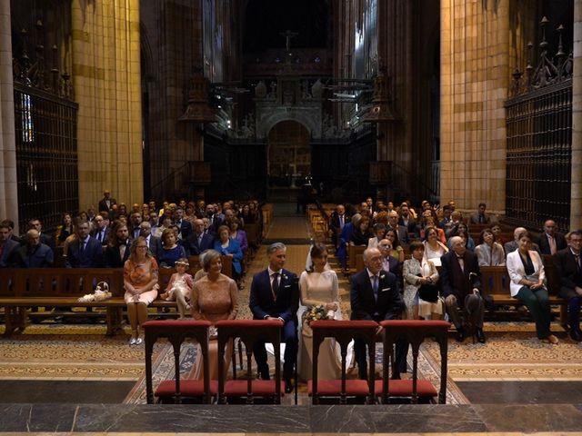 La boda de Marcos y Estefanía en Cembranos, León 91