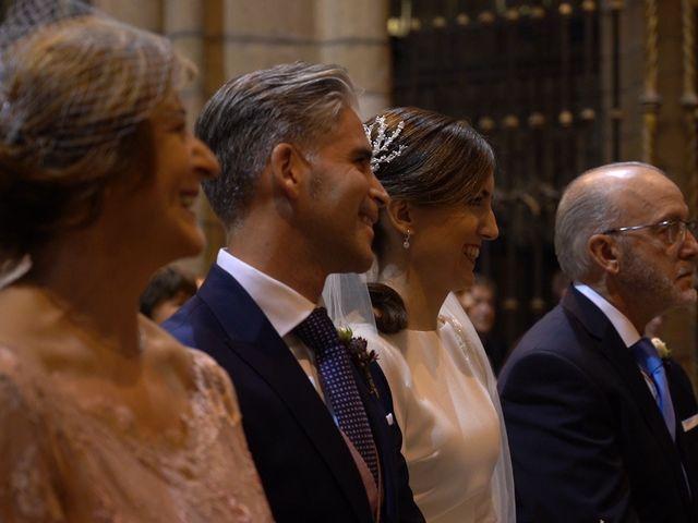 La boda de Marcos y Estefanía en Cembranos, León 95