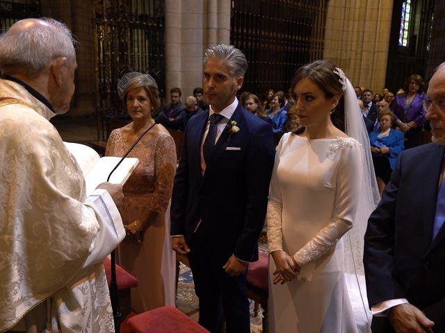 La boda de Marcos y Estefanía en Cembranos, León 98